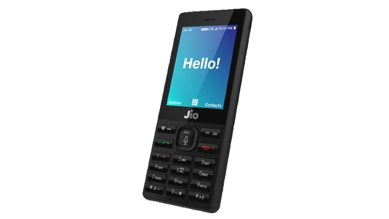 Jio Phone: 'Free 4G Phone' Is on Its Way to India - With a Catch