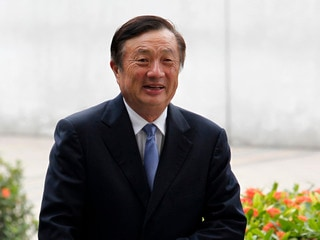 Huawei Founder Says US Sanctions Not His Toughest Crisis