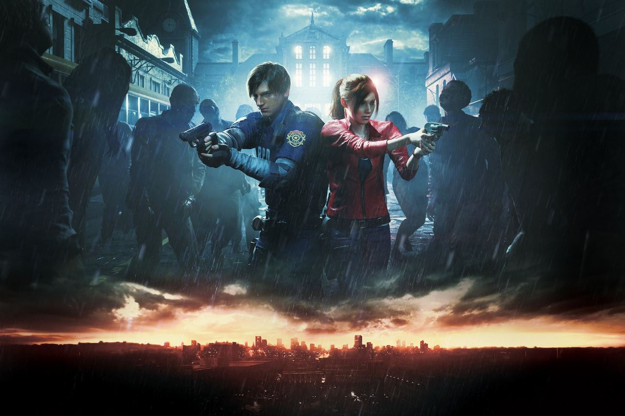 Resident Evil 2 Deluxe Edition With Special Covers Extra Dlc