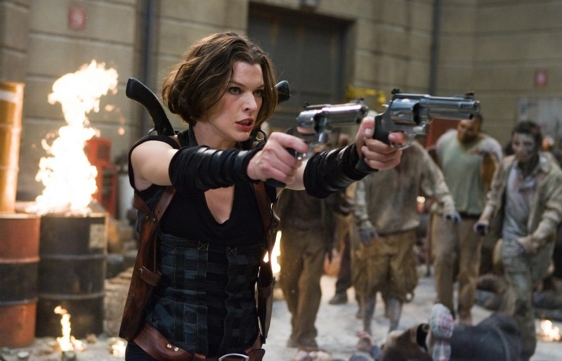 Resident Evil Netflix Original Series Reportedly in Development