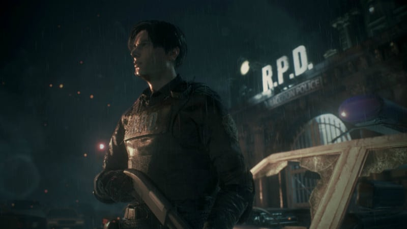 Resident Evil 2 Download Size Revealed