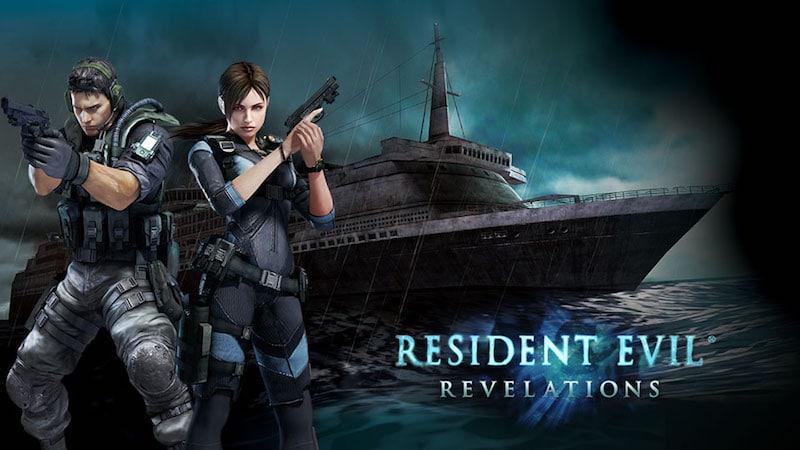 Resident Evil: Revelations and Resident Evil: Revelations 2 Nintendo Switch Review