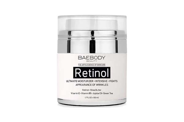 best retinol cream in india Baebody Retinol Moisturizer Cream for Face and Eye Area (1.7 Fl. Oz)