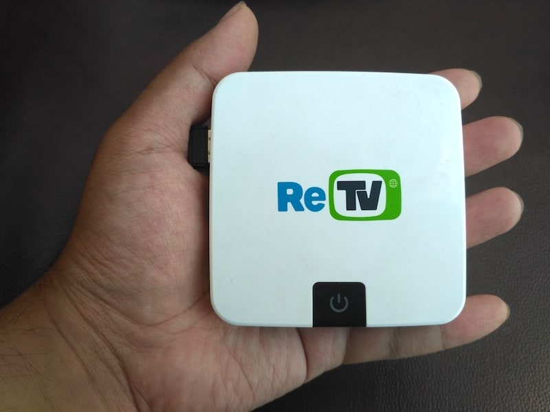 ReTV X1 Review | NDTV Gadgets360 com