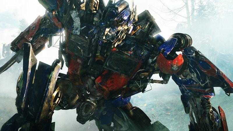 revenge fallen optimus transformers