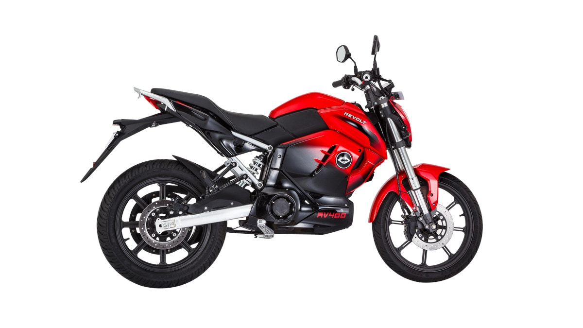 Revolt RV 400 AI-Based Electric Motorcycle Launched in India, Offers a Top Speed of 85kmph