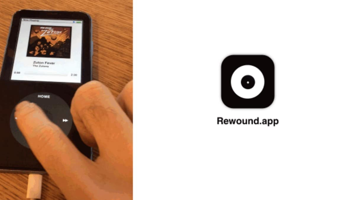 Apple kills Rewound app that turns iPhone into classic iPod