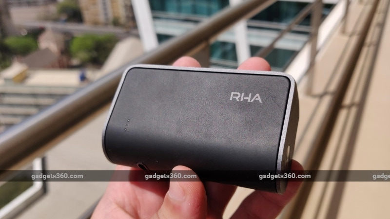 rha trueconnect review charging case RHA TrueConnect