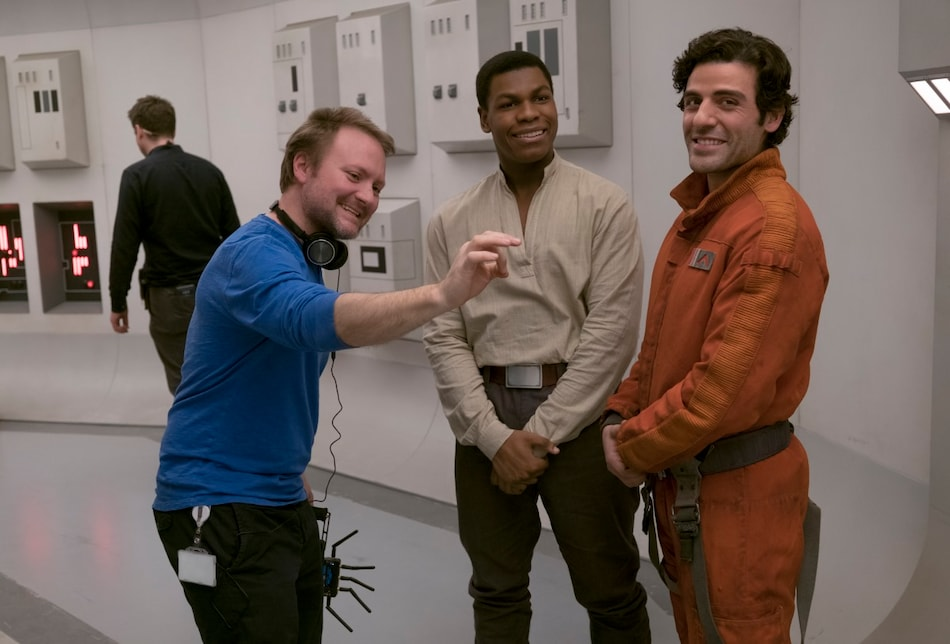 Rian Johnson's Star Wars Trilogy Is Still 'Happening': Report