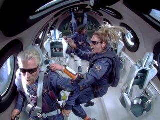 NASA Administrator Bill Nelson Calls Richard Branson's Space Flight a 'Great' Milestone