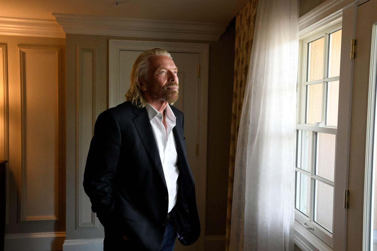 Billionaire Richard Branson Gears Up for Space Flight on July 11: All the Details