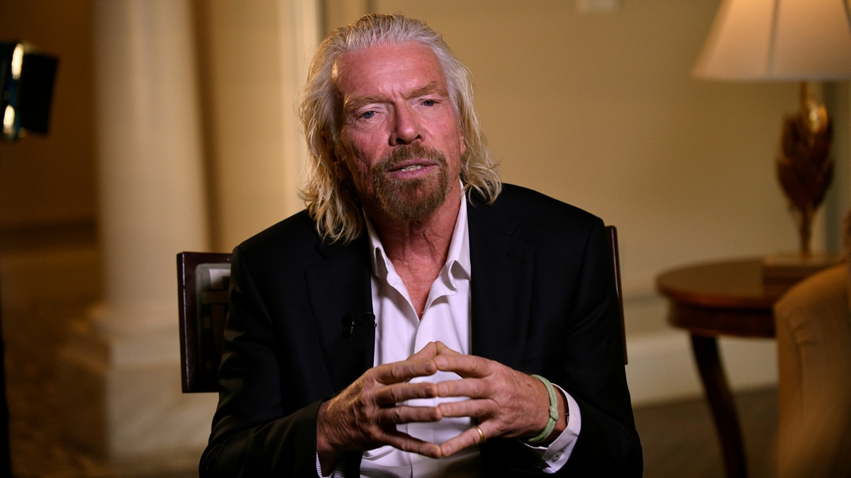 Richard Branson's Virgin Galactic Said to Be in Plans to Go Public