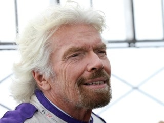 Richard Branson Steps Down From Role as Chairman of Virgin Hyperloop