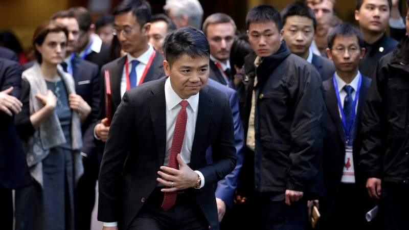 JD.com CEO was arrested on allegation of rape: police report