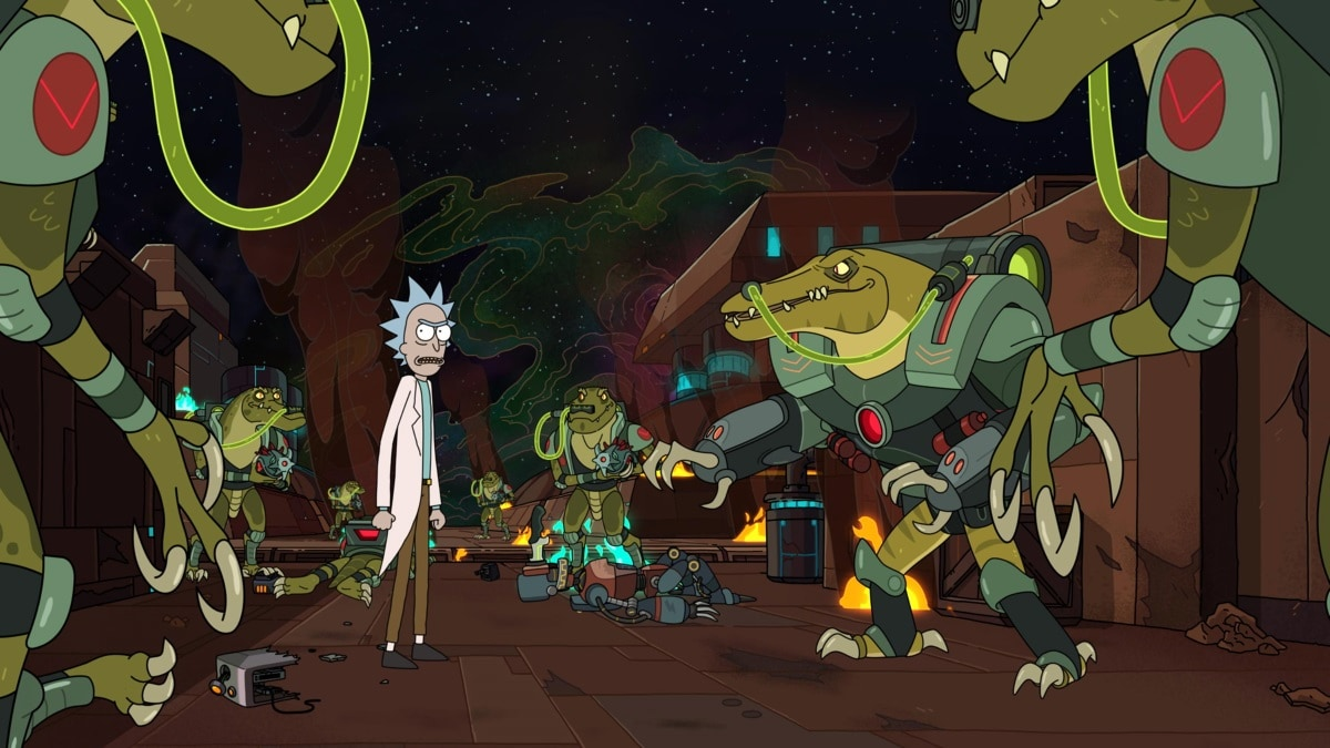 Rick and Morty Season 4 to Only Have 10 Episodes