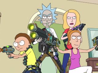 Rick and Morty Renewed for 70 More Episodes