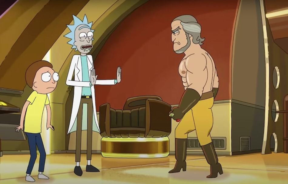Rick and Morty Season 4 Part 2 to Release Weekly on Netflix in India