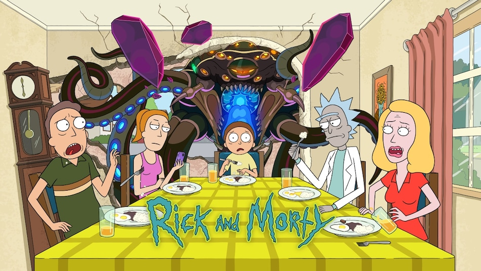 Rick and Morty Season 5 Trailer Unveiled, Set for June Premiere Date