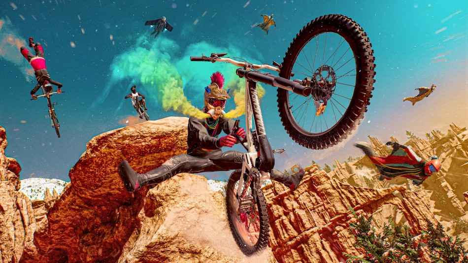 Riders Republic Beta Impressions: Ubisoft's Steep Follow-Up Is 2 Fast 2 Familiar