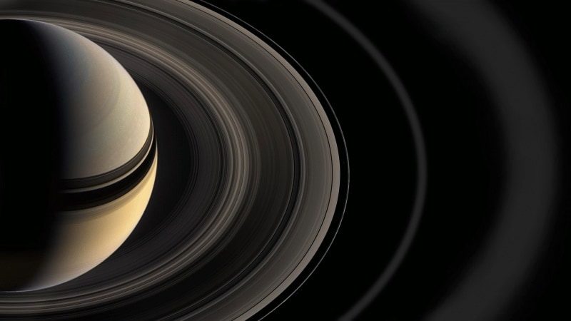 NASA's Cassini Begins 'Ring Grazing' Mission at Saturn