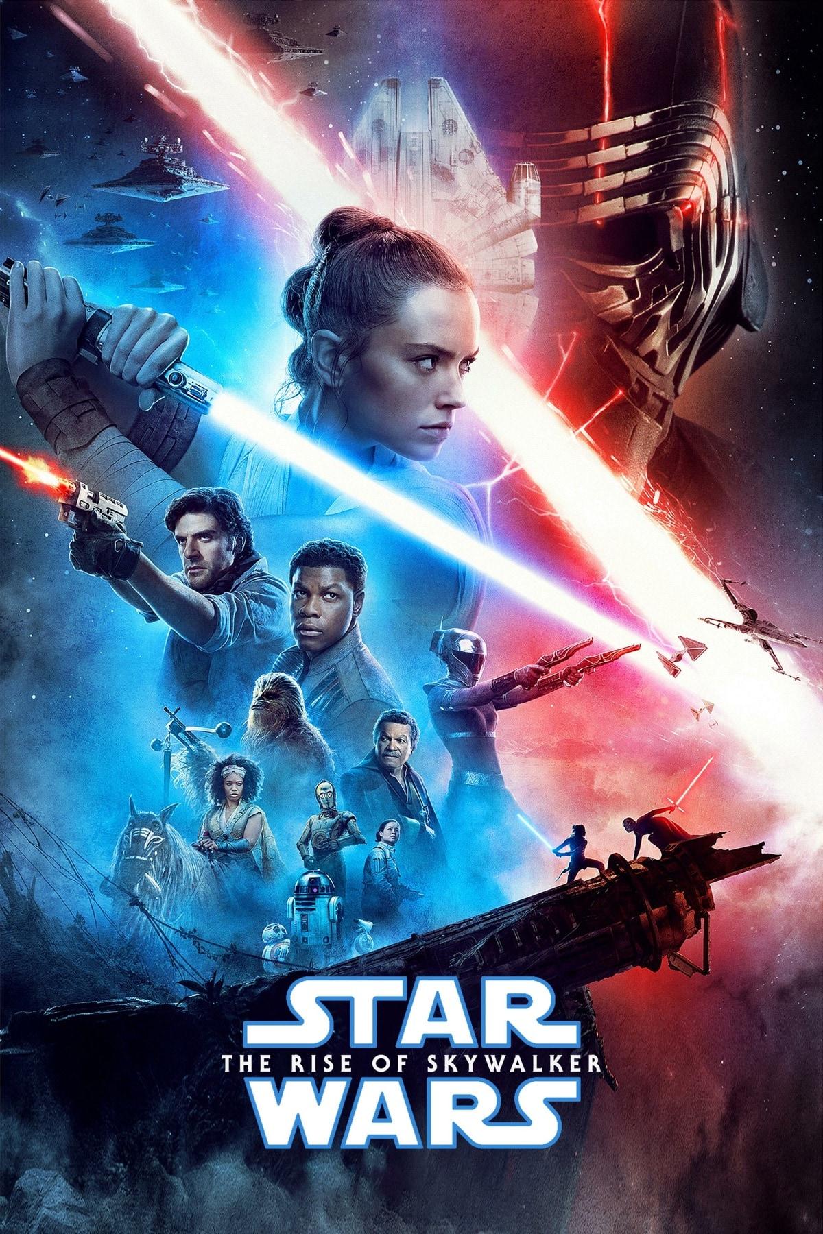 rise of skywalker poster 1 Star Wars The Rise of Skywalker