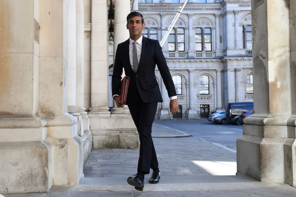 UK Chancellor Rishi Sunak Drawn Into In-Law Narayana Murthy Amazon Tax Dispute: Report