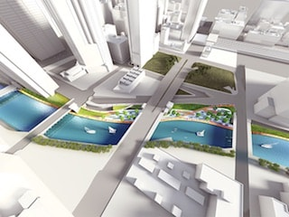 The Chicago River Edge Ideas Lab Helps Architects Envision a Revived Waterfront