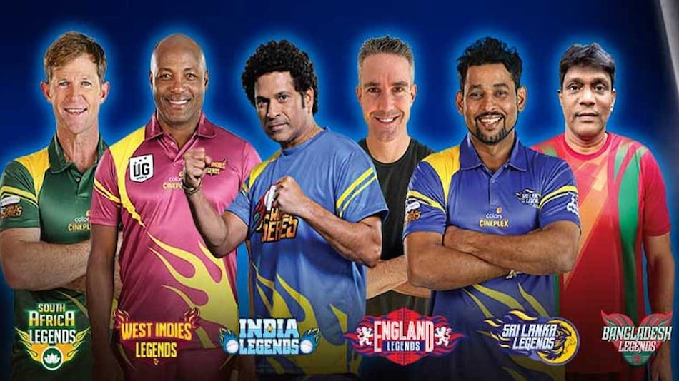 Road Safety World Series T20: India Team, Full Schedule, and How to Watch Livestream
