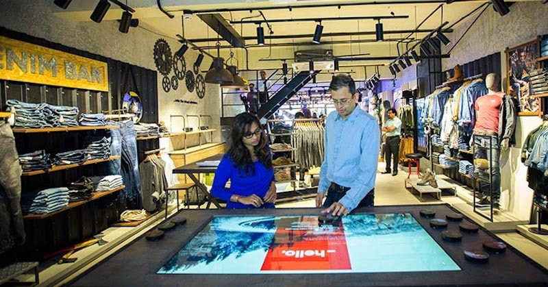 VR, AR, and Giant Touchscreens: Myntra's Vision for Offline Stores Goes Live in Bengaluru
