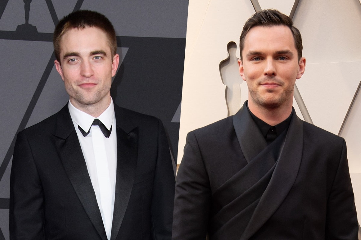 Robert Pattinson, Nicholas Hoult in the Running to Be Batman for Matt Reeves' 2021 Movie
