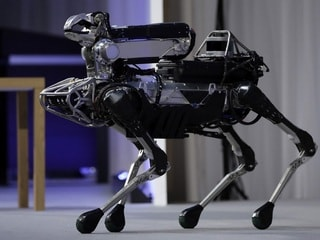Boston Dynamics Says Its Robot Dogs Will Hit the Market in 2019