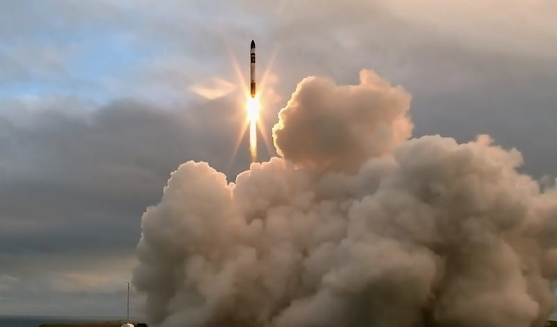 Rocket Lab Successfully Launches Electron, a 3D-Printed Rocket, From New Zealand