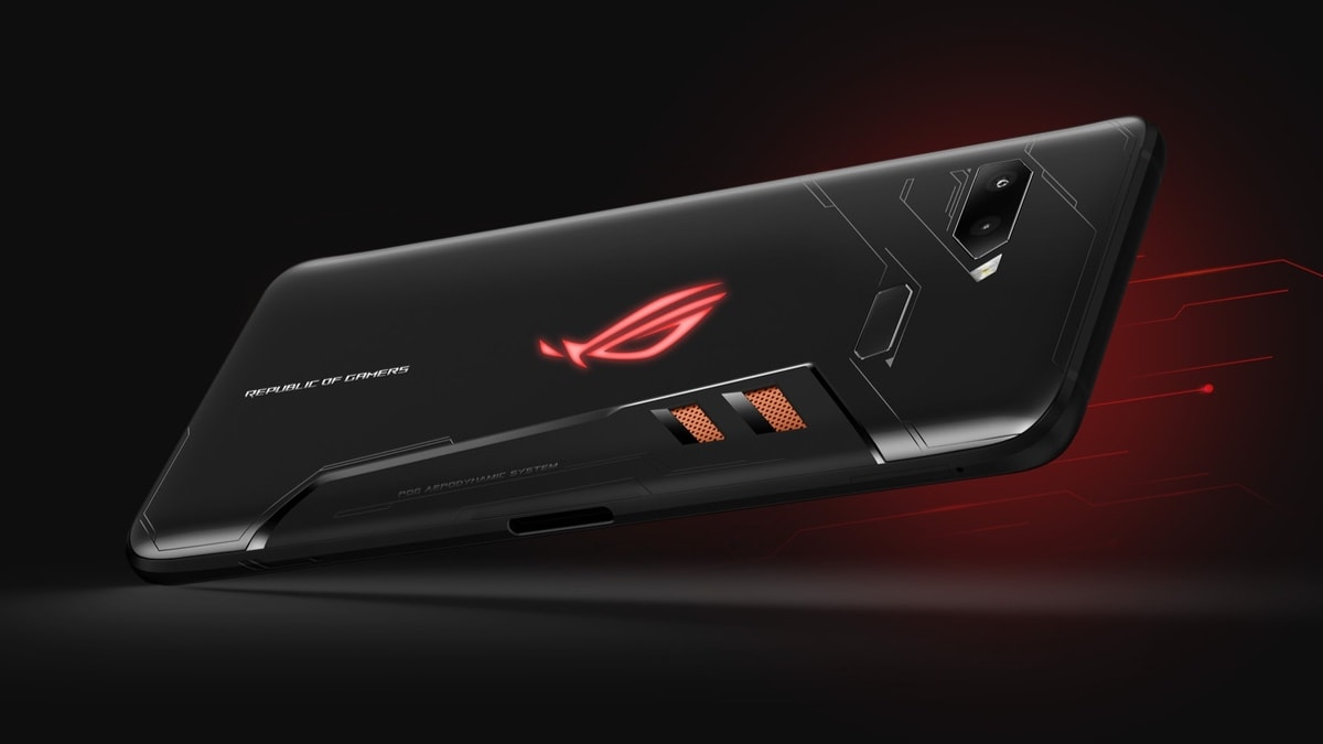 ASUS ROG Phone 2 with 120 Hz Display to launch in July