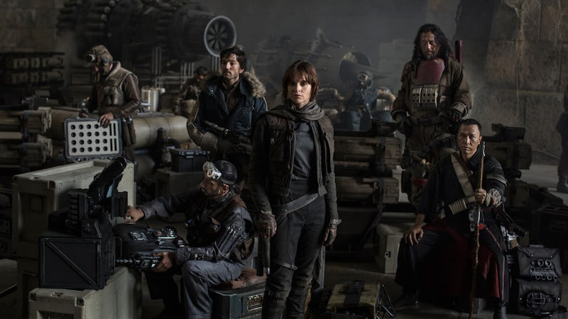 rogue one cast rogue one