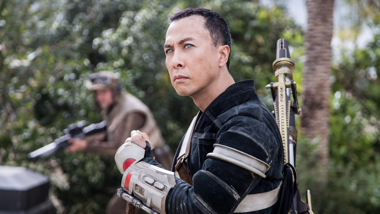 rogue one review chirrut imwe Rogue One review