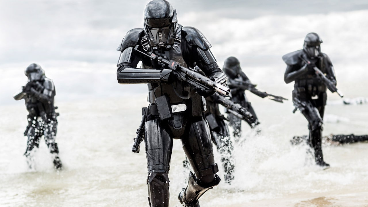 rogue one review deathtroopers Rogue One review