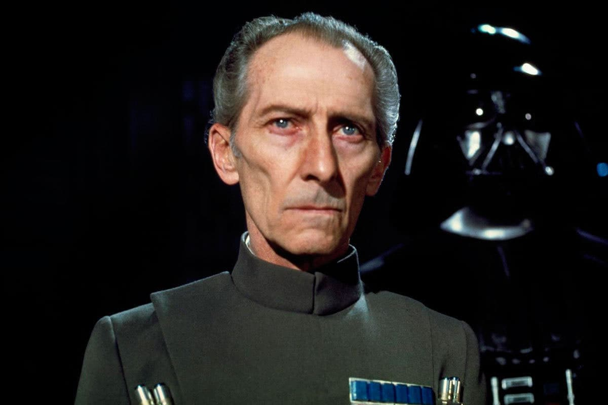 rogue one star wars grand moff tarkin Rogue One Star Wars Grand Moff Tarkin