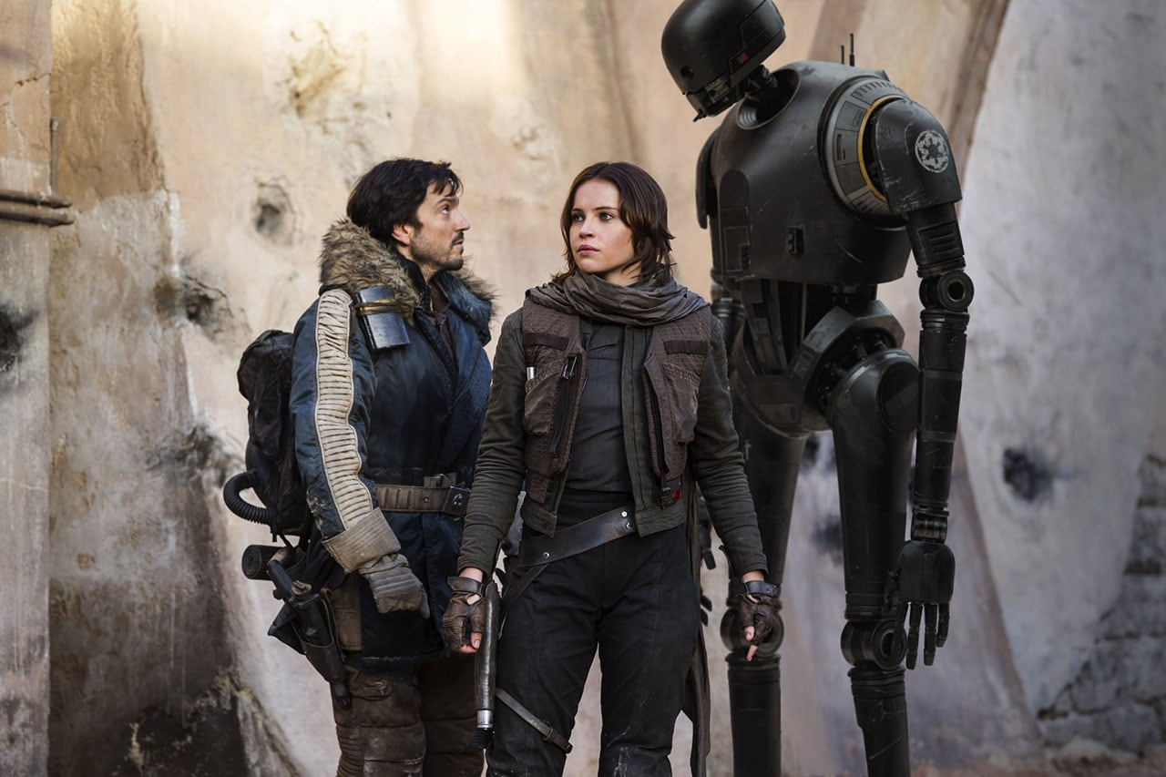 Rogue One: A Star Wars Story - This Time With Spoilers