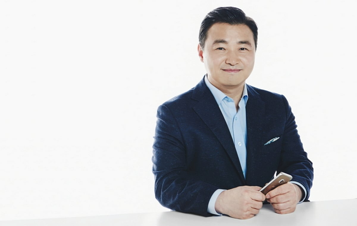Samsung Appoints New Mobile Chief, Roh Tae-moon