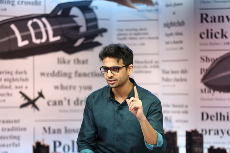 Rohan Joshi Working on Stand-Up Comedy Special for Amazon Prime Video