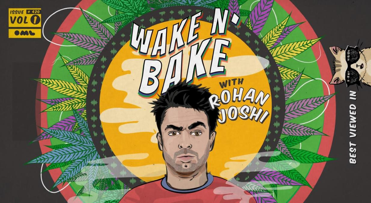 Rohan Joshi: Wake N' Bake Trailer Sets Up AIB Co-Founder's First Prime Video Stand-Up Special