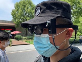 Chinese Startup Rokid Sees Opportunity With COVID-Fighting Smart Glasses