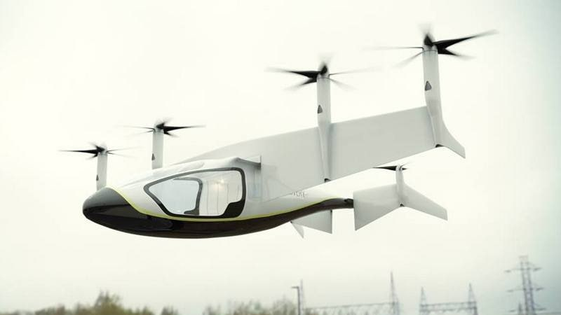 Rolls-Royce Plans to Enter Flying Taxi Market With Propulsion System