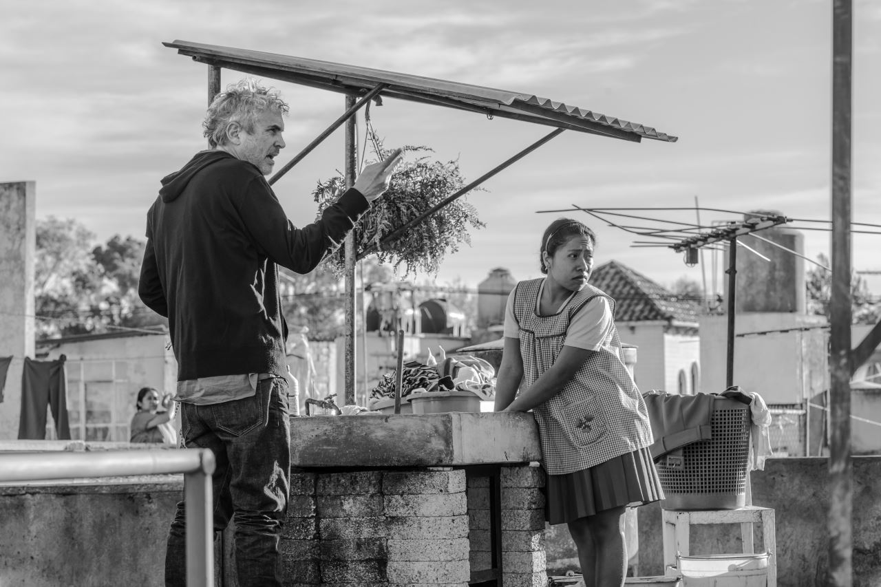 Netflix Wins Top Honour at Venice Film Festival With Alfonso Cuarón's Roma