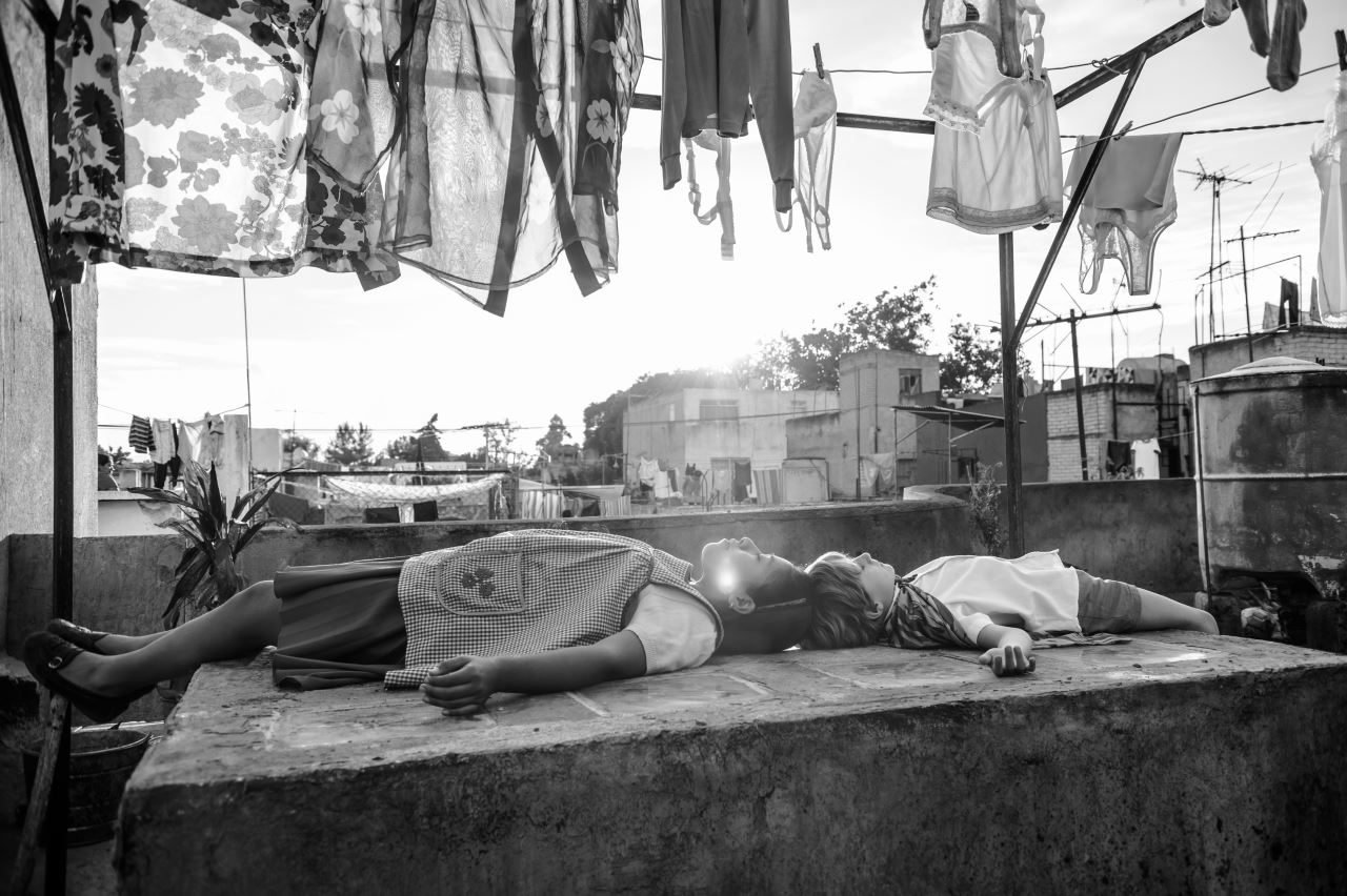 Netflix Nabs First-Ever Best Picture Oscars Nomination With Alfonso Cuarón's Roma