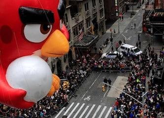 Angry Birds Maker Rovio Moves Forward With $1 Billion IPO