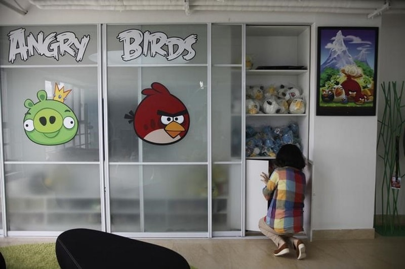 Angry Birds Maker Rovio's Head of Games Departs After Profit Warning