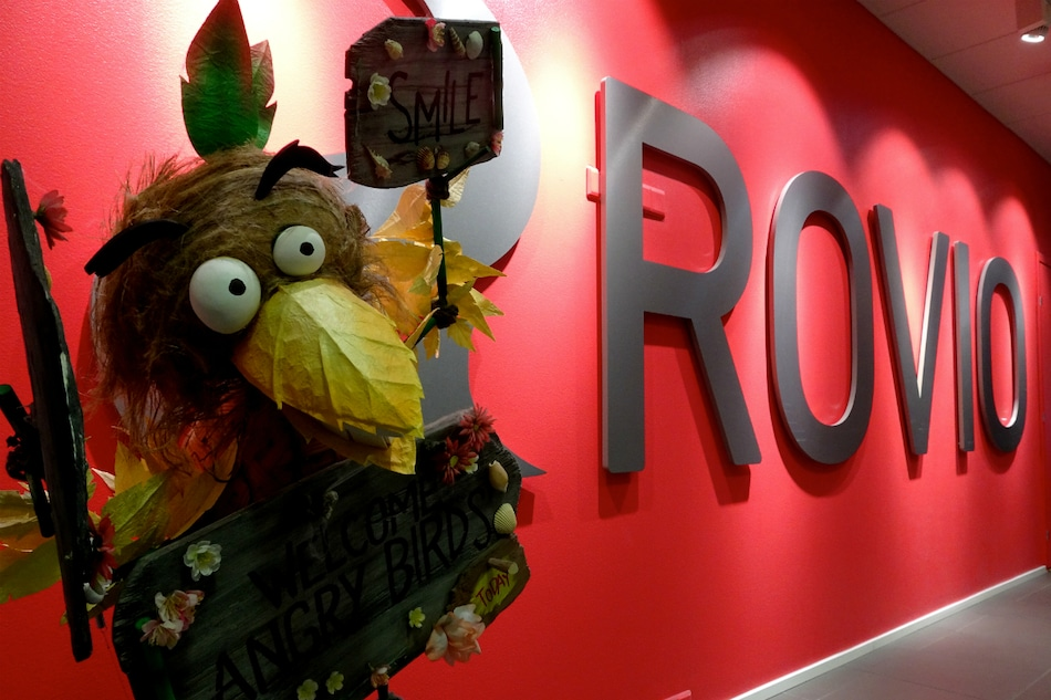 Angry Birds Maker Rovio Reports Increase in Number of Downloads