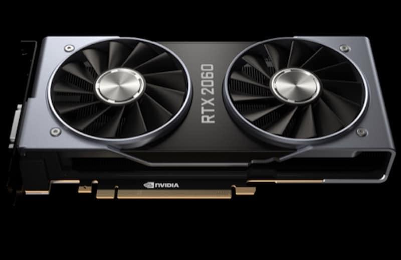 Nvidia GeForce RTX 2060 Price in India Revealed