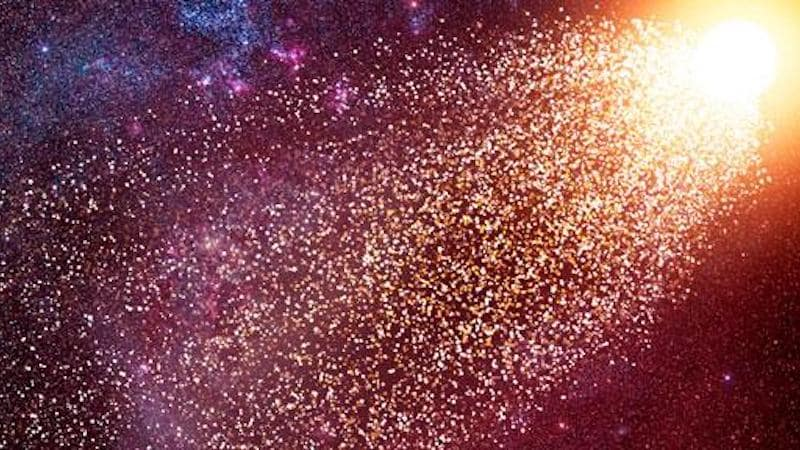 Milky Way's fast-moving galactic hypervelocity stars may have come from another galaxy